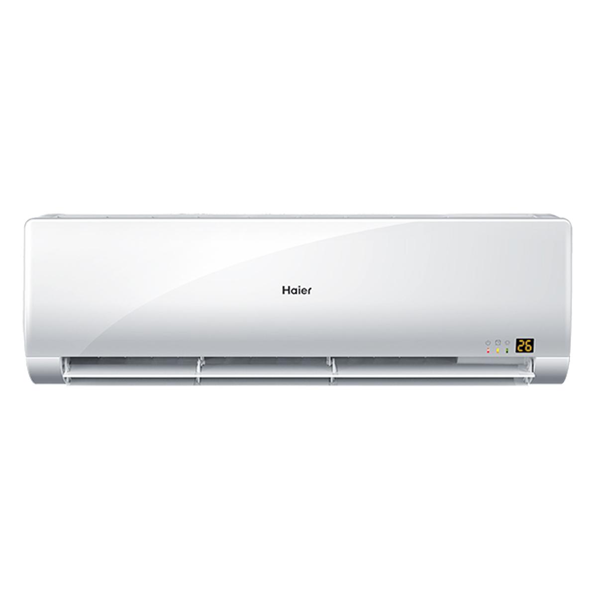 Haier/海尔                         高效定频壁挂式空调                         KFR-50GW/05NHA12套机