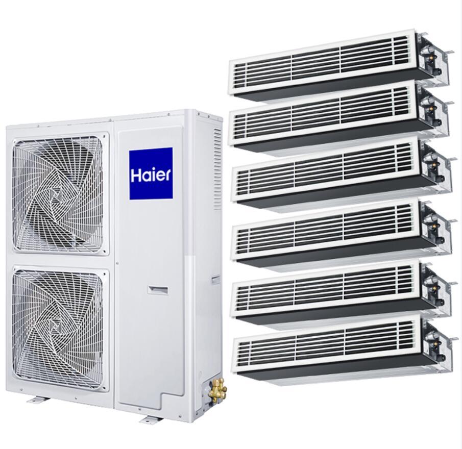 中央空调安装流程 中央空调安装步骤